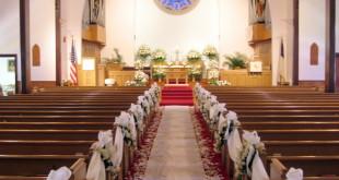 Kinh nghiệm khi tổ chức lễ cưới trong Nhà Thờ