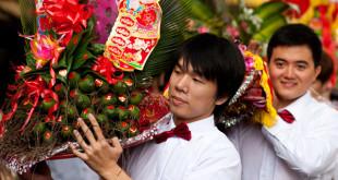 phong tục cưới hỏi 2 lần của người Việt Nam