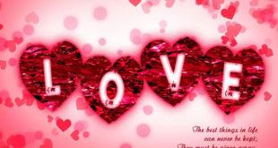 Lời chúc Valentine bằng tiếng anh hay và ngọt ngào nhất