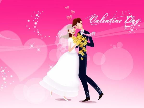 Lời chúc Valentine hay và ý nghĩa dành tặng vợ yêu